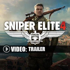 Acquista CD Key Sniper Elite 4 Confronta Prezzi