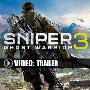 Acquista CD Key Sniper Ghost Warrior 3 Confronta Prezzi