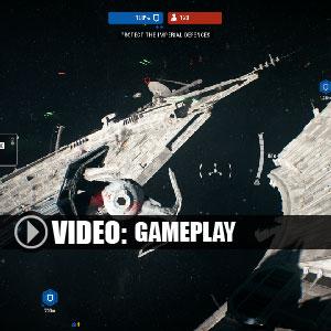 Star Wars Battlefront 2 Video Gameplay