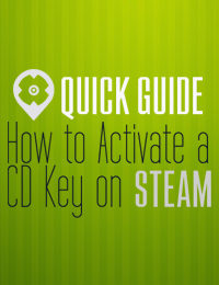 Guida Veloce | Come attivare una CD key su STEAM