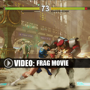 Street Fighter 5 Frag Movie