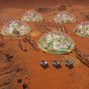 Costruire una colonia sostenibile nello spazio