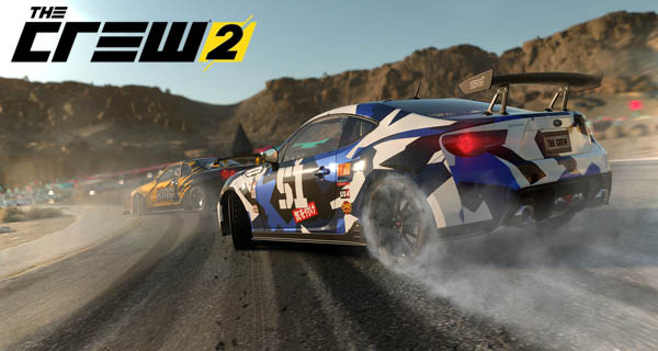 The Crew 2 Drift Discipline Cover