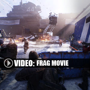 The Division Xbox One Frag Movie