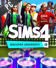 SIMS 4 Vita Universitaria