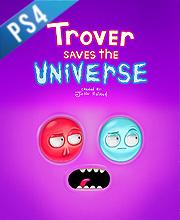 Trevor Saves the Universe