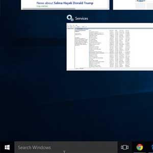 Open multiple windows simultaneously on Windows 10