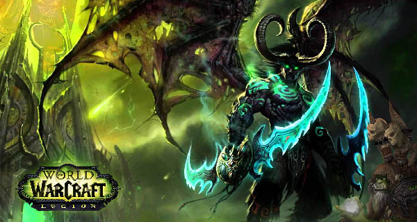 World Of Warcraft Legion Vendite