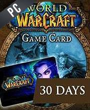 World of Warcraft 30 Giorni