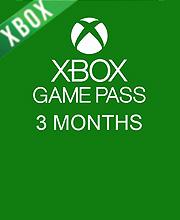 Xbox Game Pass 3 Mesi