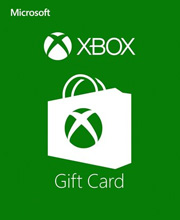 Xbox Live Gift Cards