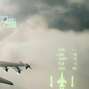 il più feroce combattimento aereo