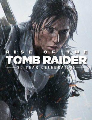 Rise of the Tomb Raider 20 Year Celebration Trailer Più 100.000 Crediti