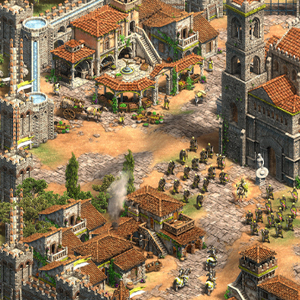 Age of Empires 2 Definitive Edition Lords of the West Unità