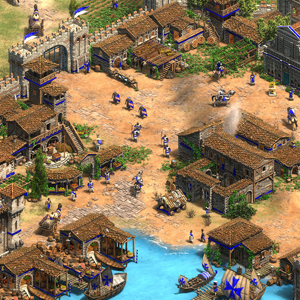 Age of Empires 2 Definitive Edition Lords of the West Darsene