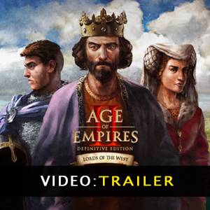 Age of Empires 2 Definitive Edition Lords of the West Video del rimorchio