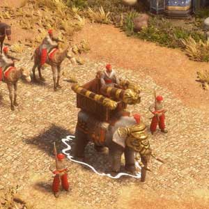 Age of Empires 3 Definitive Edition Dinastie asiatiche