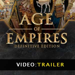 Age of Empires 3 Definitive Edition Video del rimorchio