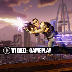 Agents of Mayhem Gameplay Video