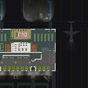 Airport Ceo Aeroporto di notte