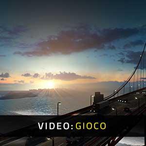 American Truck Simulator Video Di Gioco