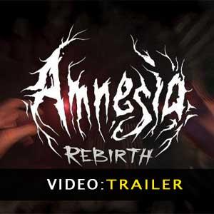 Amnesia Rebirth Video del rimorchio