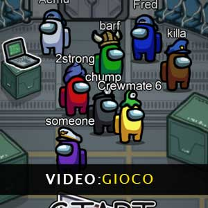 Among Us Video di gioco