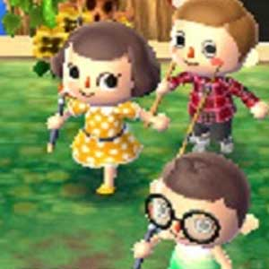 Animal Crossing New Leaf Nintendo 3DS Personaggi