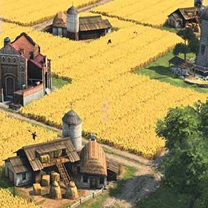 Grain Farm