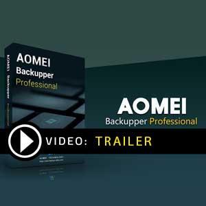 Acquistare AOMEI Backupper Professional CD Key Confrontare Prezzi
