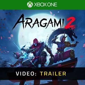 Aragami 2 Xbox One Video Trailer