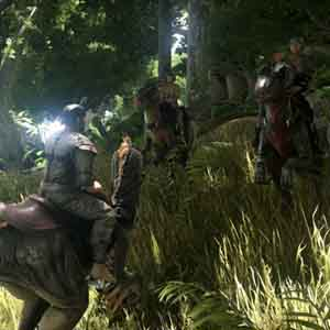 ARK Survival Evolved Xbox One - Con altri giocatori