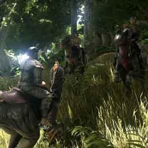 ARK Survival Evolved - Con altri Giocatori