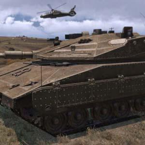 Arma 3 - Carro armato