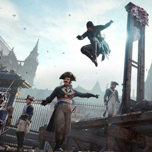 Assassins Creed Unity - Attacco Aereo