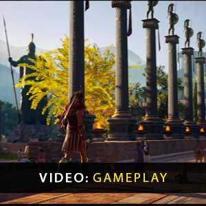 Assassin's Creed Odyssey Gameplay Video