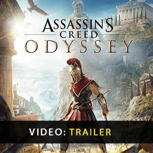 Trailer video Assassins Creed Odyssey