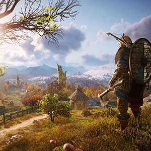 Assassins Creed Valhalla Inghilterra del IX secolo