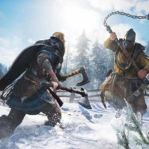 Assassins Creed Valhalla doppia maneggevolezza