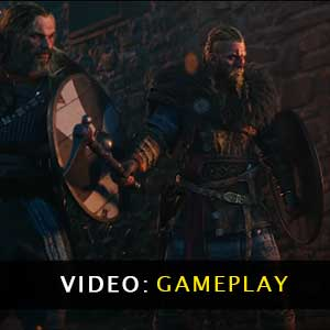 Assassins Creed Valhalla video di gioco