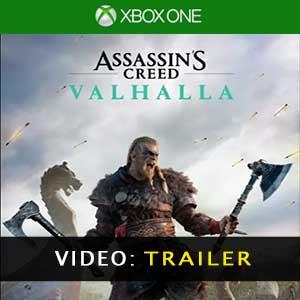 Assassins Creed Valhalla video trailer