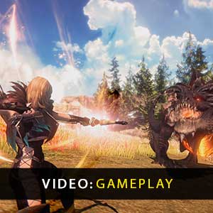 Astellia Gameplay Video