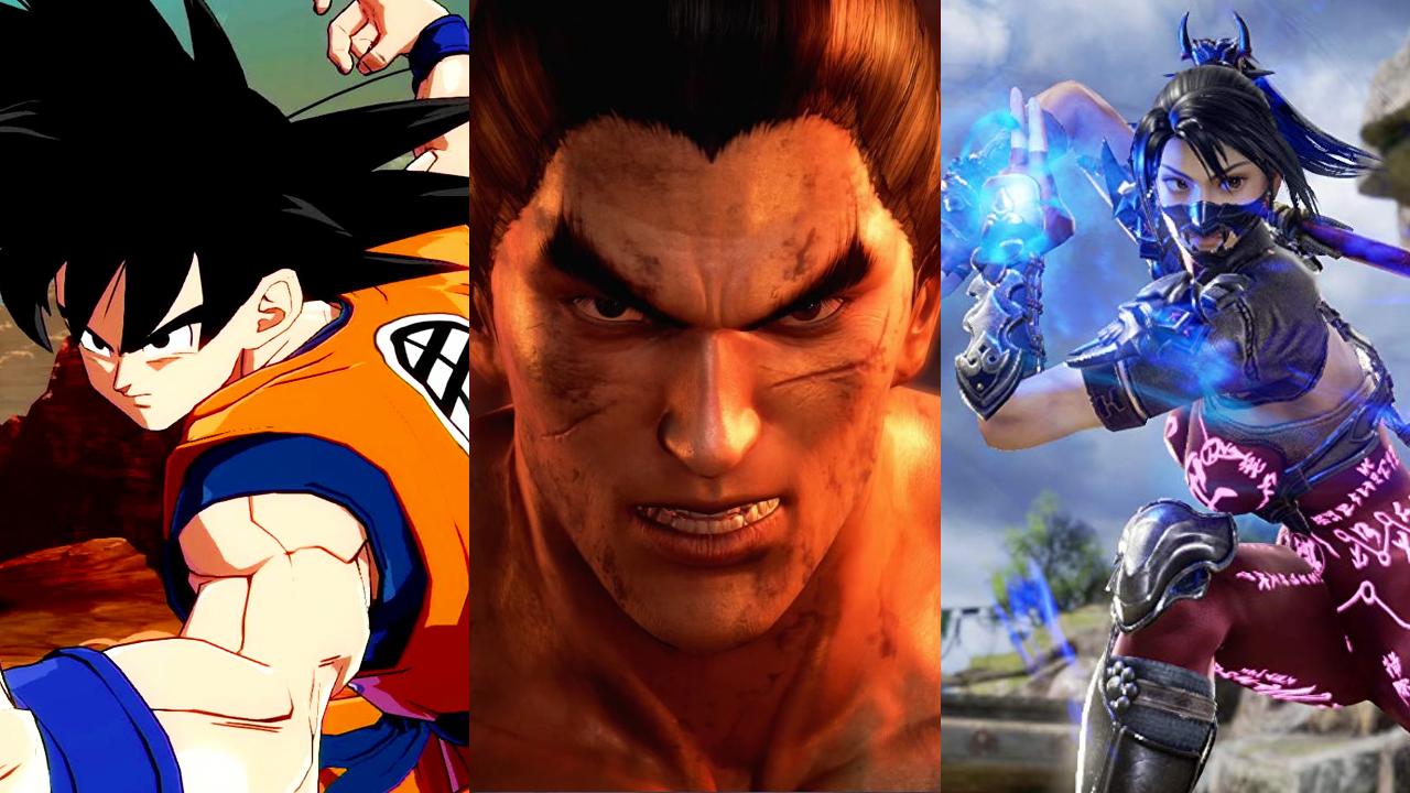 Bandai Namco Fighting Games