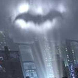 Batman Arkham City - segnale di pipistrello
