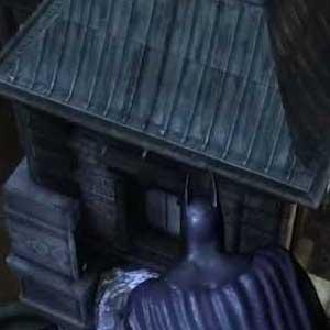Batman Arkham City - Sorveglianza