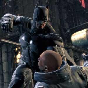 Batman Arkham Origins Combattimento