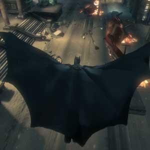 Batman Arkham Origins Attacco