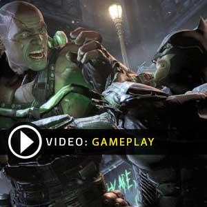 Batman Arkham Origins Blackgate Gameplay Video