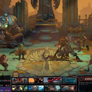 Battle Chasers Nightwar Dungeon piene di trappole