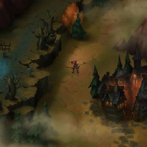 Battle Chasers Nightwar - Gameplay Image